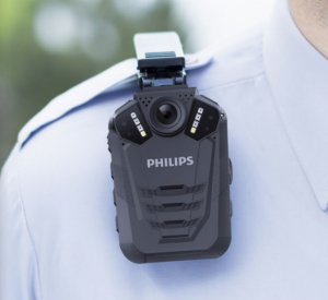 New HD body cam from Philips!