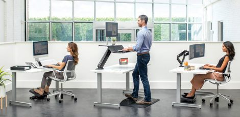 The ergonomic revolution taking place in your office