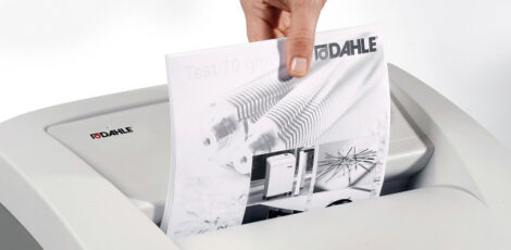The Technology Behind Dahle Shredding Solutions