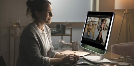 HOW TO THRIVE WHILST HYBRID WORKING WITH POLY AND MICROSOFT TEAMS